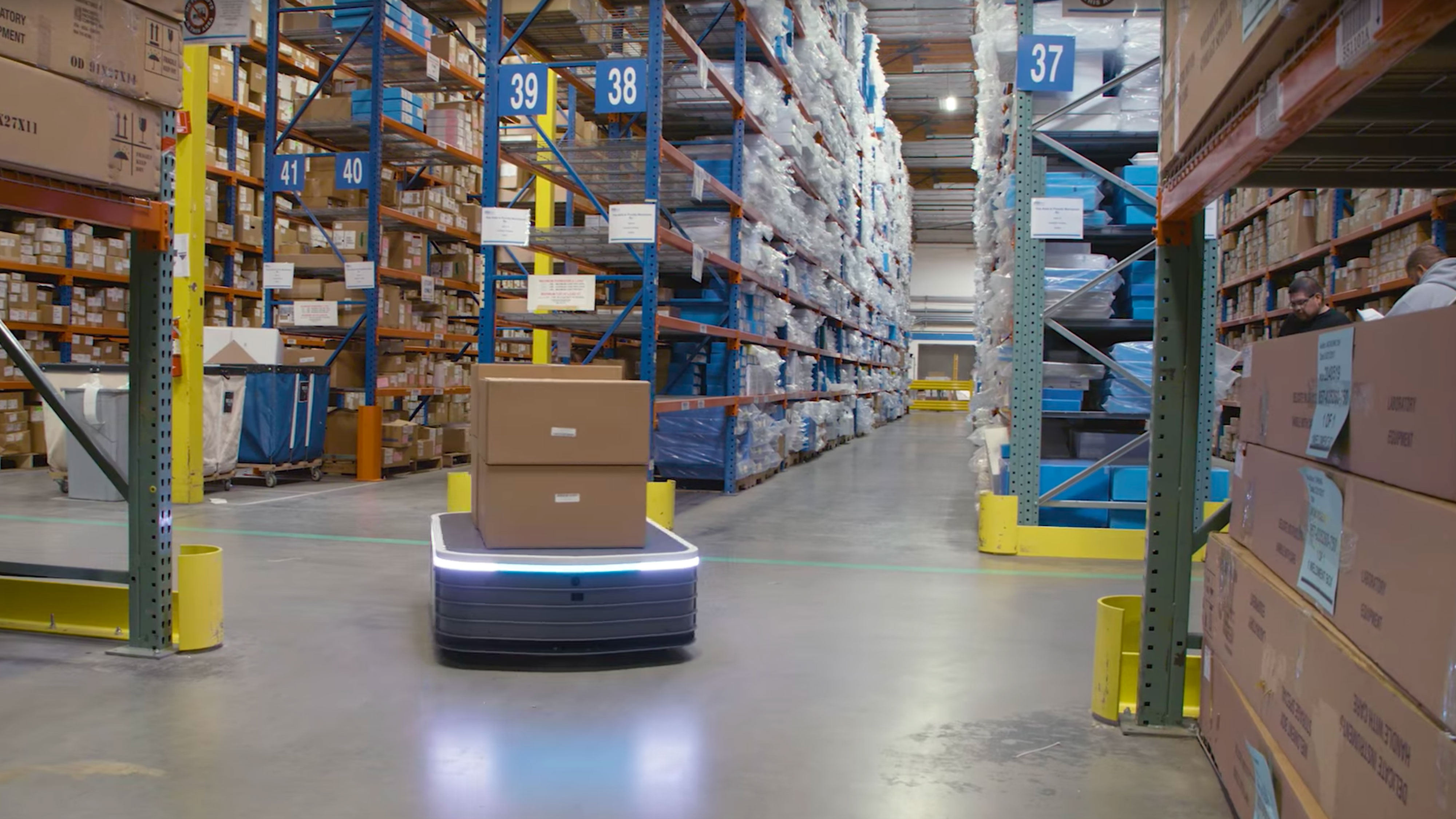 an overview of warehouse robotics innovations The neighbors laughed at what he built, but then regretted not doing the same themselves - duration: 10:02 #mind warehouse 8,409,161 views.